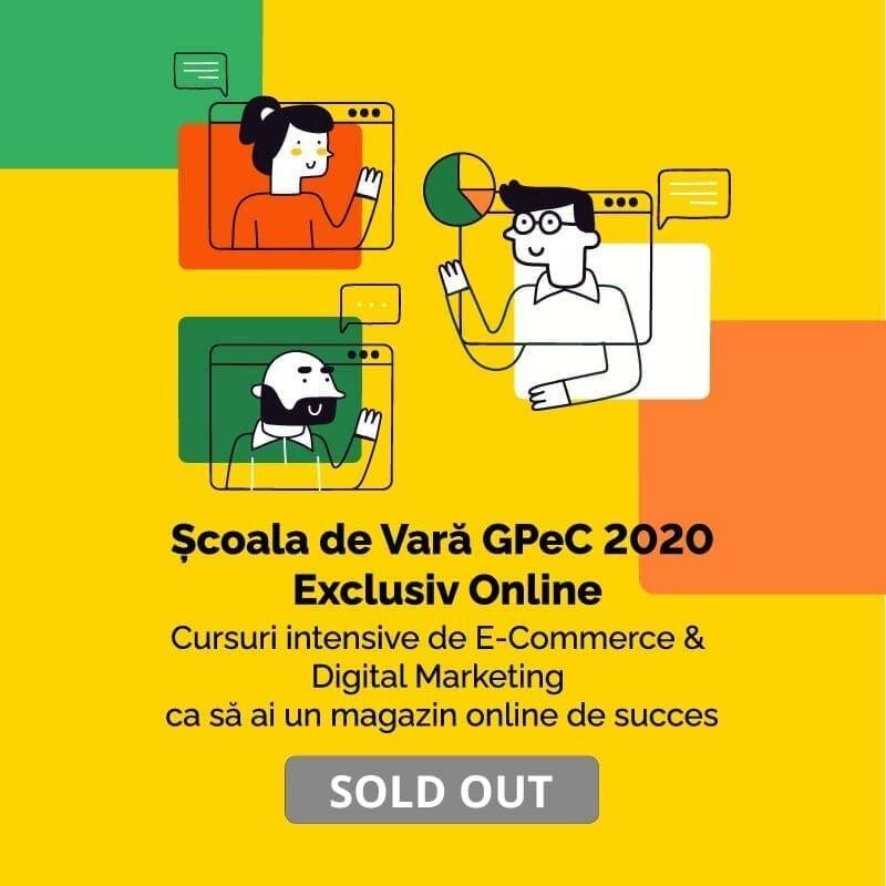 Scoala de vara - sold out