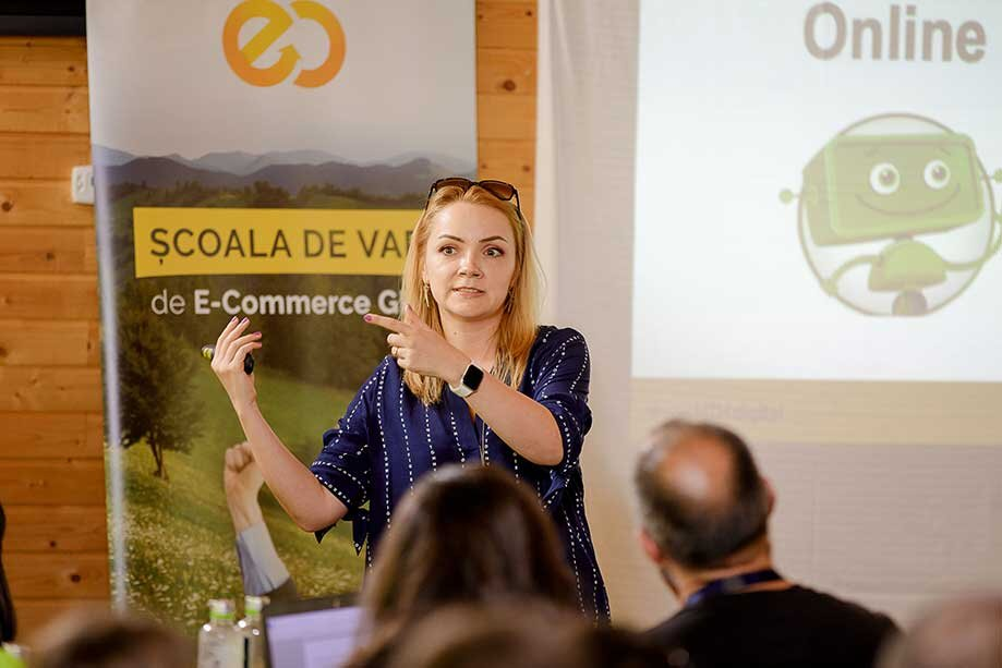 Curs de Digital Marketing cu Raluca Radu - Scoala de Vara GPeC