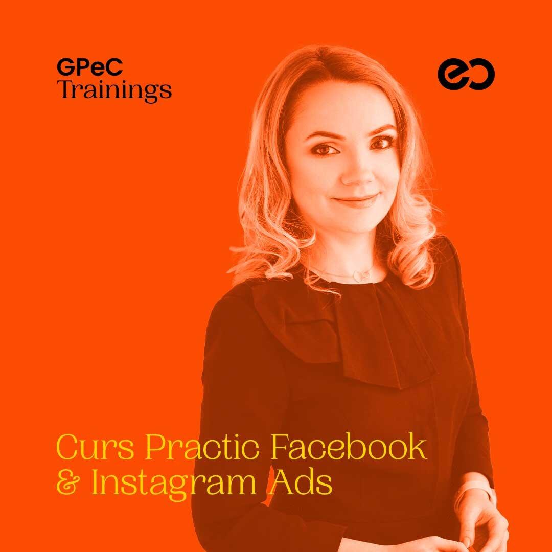 Curs Facebook Ads si Instagram Ads cu Raluca Radu MTH Digital